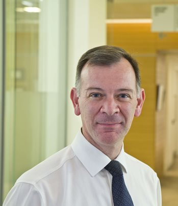 Andrew Buchanan, Global Head of IFRS