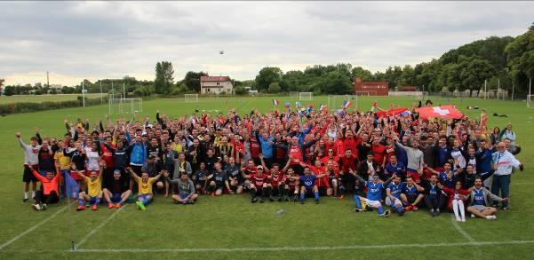 The Czech Republic hosts 15th BDO European football