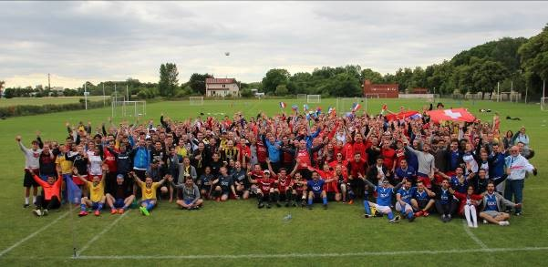 THE CZECH REPUBLIC HOSTS 15TH BDO EUROPEAN FOOTBALL TOURNAMENT